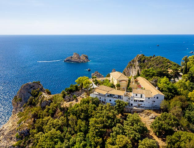 Paleokastritsa Corfu | Association of Corfu Travel Agents