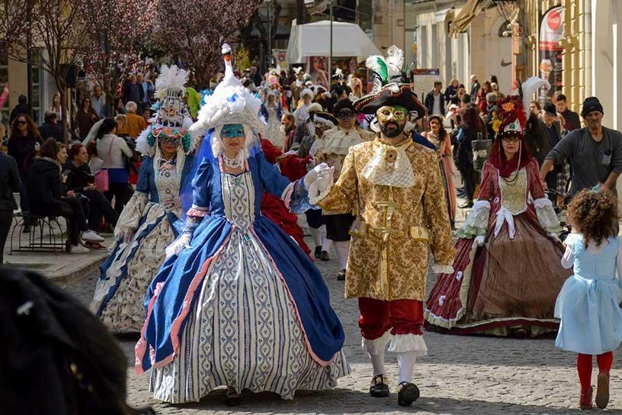 Corfu Carnival   Association of Corfu Travel Agents