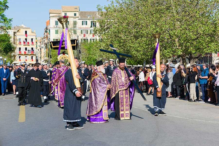 Saint Spyridon Corfu   Association of Corfu Travel Agents