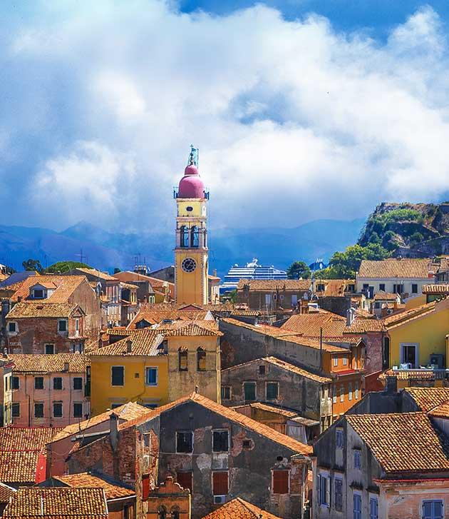 Corfu Town | Association of Corfu Travel Agents