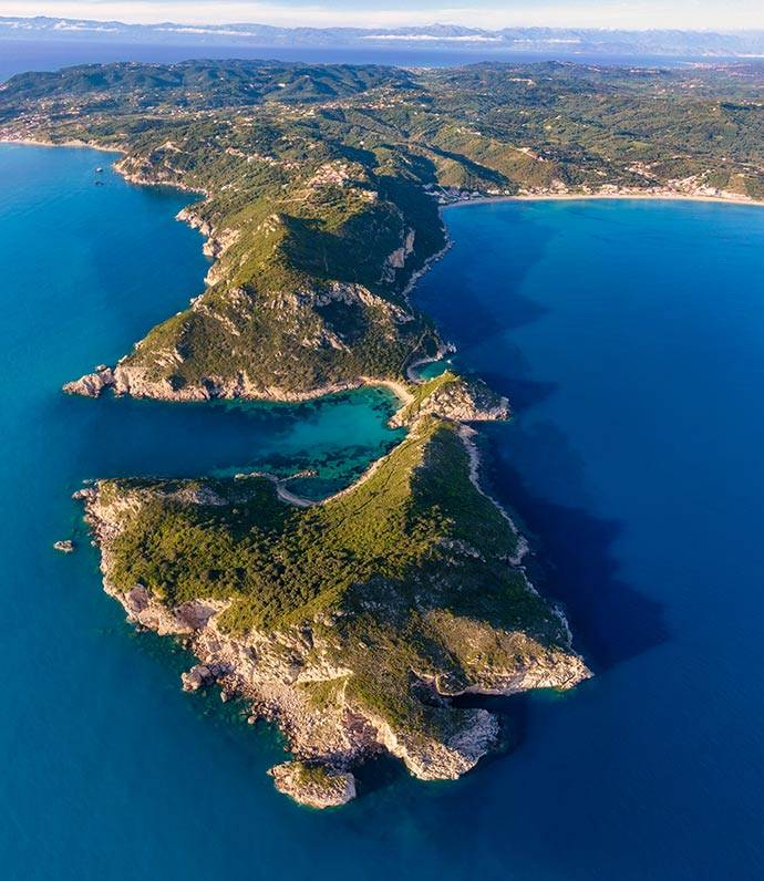 Porto Timoni Corfu | Association of Corfu Travel Agents