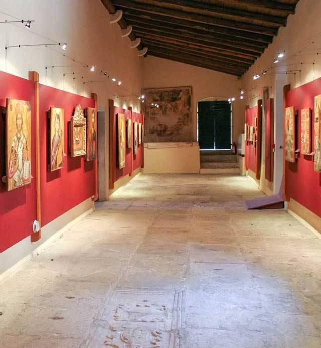 Antivouniotissa Museum Corfu | Association of Corfu Travel Agents