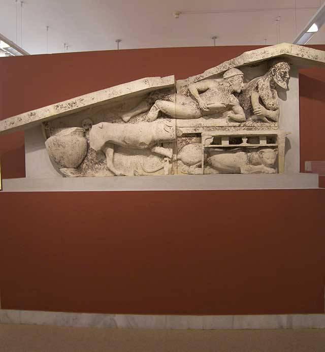 Archaeological Museum Corfu | Association of Corfu Travel Agents