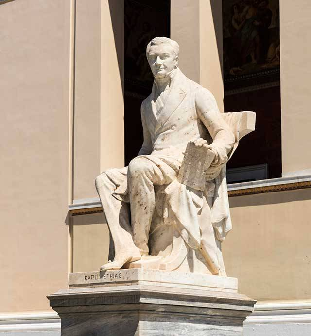Kapodistrias Museum Corfu | Association of Corfu Travel Agents