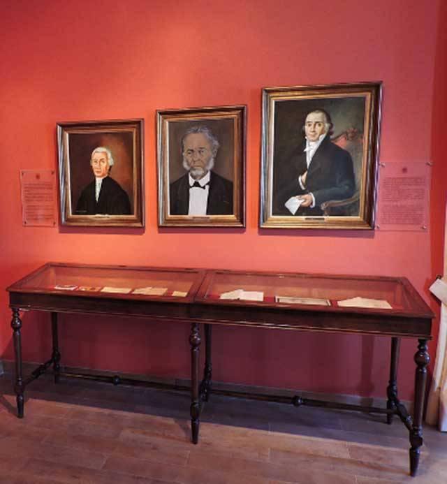 Solomos Museum Corfu | Association of Corfu Travel Agents