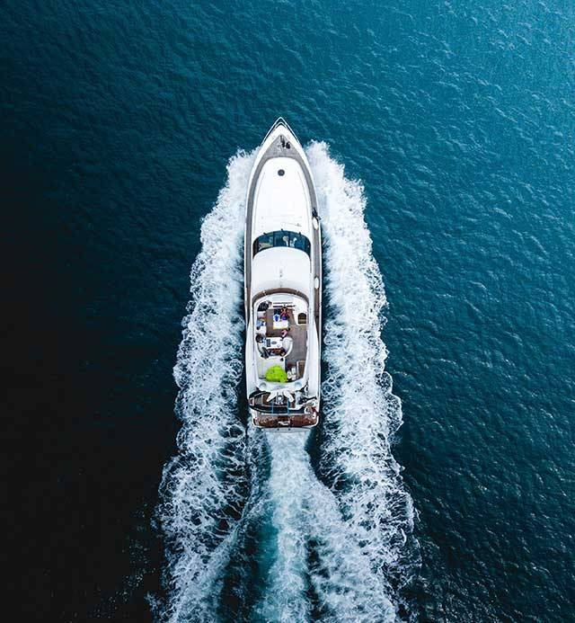 Yachts in Corfu | Association of Corfu Travel Agents